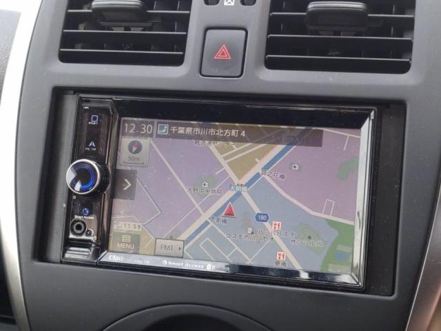 クラリオンNXL13メモリーナビ装着車!