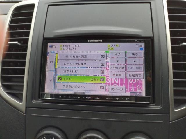 18G メモリ-ナビ 1セグTV バックカメラ(13枚目)