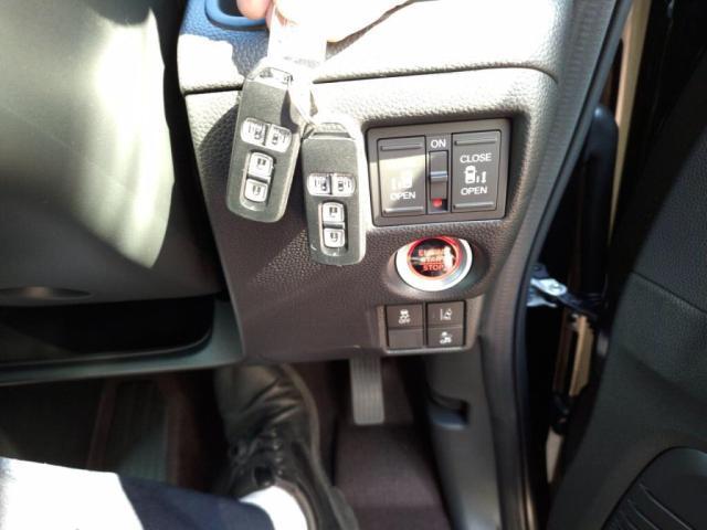 G・EXターボホンダセンシング 届出済未使用車 LEDライト両Aドア衝突軽減BキーフリETC(15枚目)