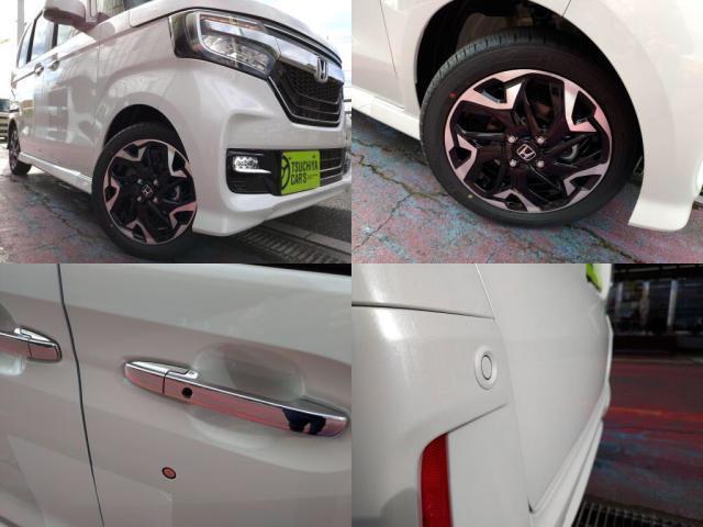 G・EXターボホンダセンシング 届出済未使用車 LEDライト両Aドア衝突軽減BキーフリETC(4枚目)