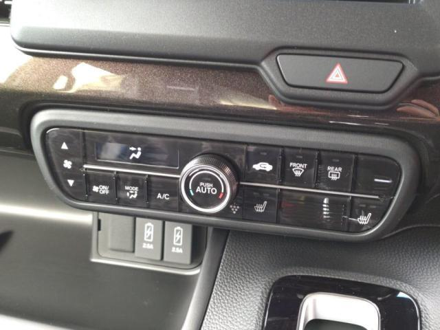 G・EXターボホンダセンシング 届出済未使用車 LEDライト両Aドア衝突軽減BキーフリETC(14枚目)