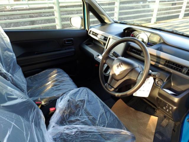 オーディオレス車です。オーディオスペースにナビを装着できます。ご予算に応じて取付けでき併せてバックカメラ、ETC等のオプションもお取付けできます!