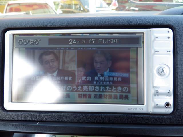 トヨタ ウィッシュ 1.8X_HIDセレクション