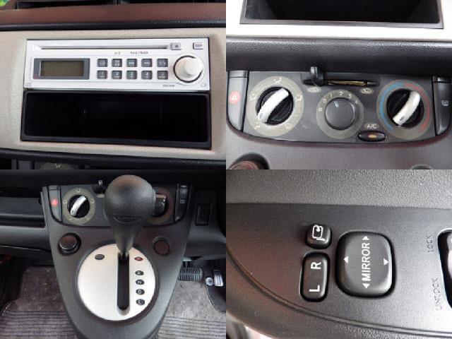 スバル R2 Fプラス 電格納ドアミラー