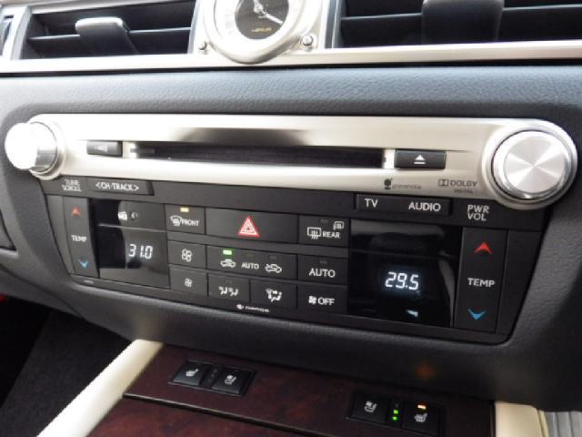 レクサス GS GS450h Iパッケージ 禁煙車フルセグHDDナビBカメラ
