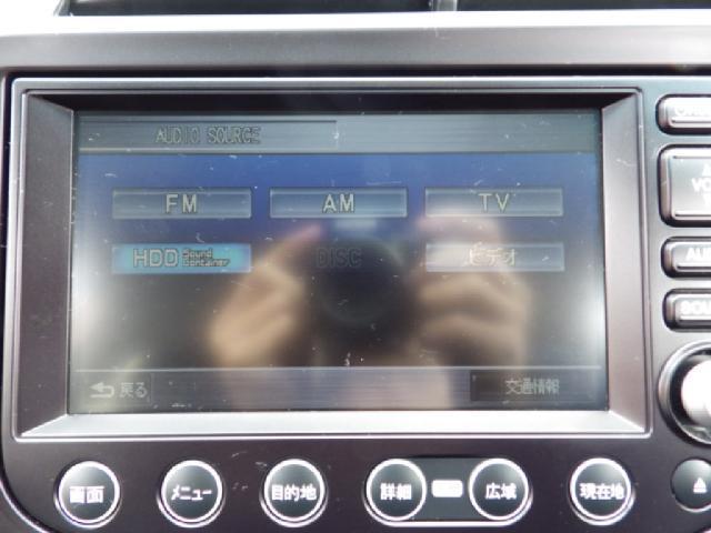 ホンダ フィット RS インターナビ1セグDVD再生BカメラHIDエアロ禁煙車