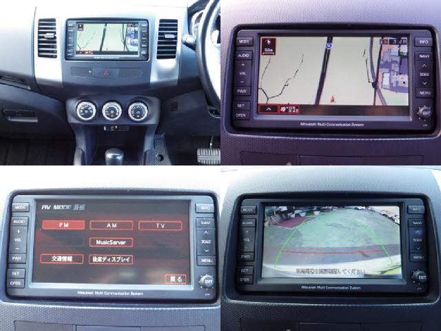4WD G 12セグHDDナビBカメラHIDキーフリーETC(4枚目)