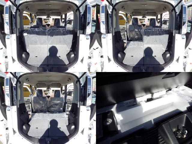 ハイブリッドXS 届出済未使用車 LEDライト両側Aドア衝突(8枚目)