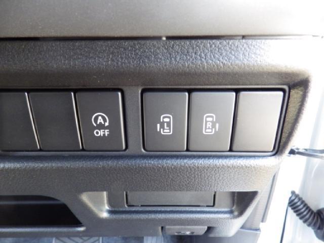 ハイブリッドXS 届出済未使用車 LEDライト両側Aドア衝突(17枚目)