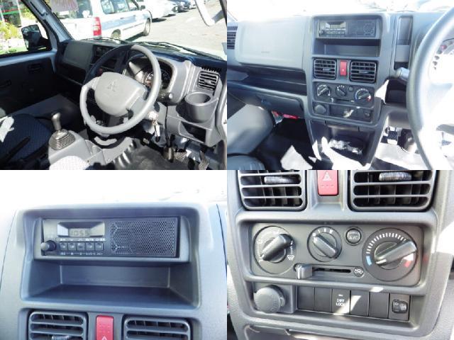 4WDミノリ 届出済未使用車 パワステ エアコン 4WD(4枚目)