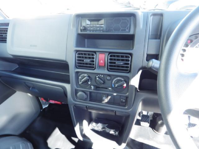 4WDミノリ 届出済未使用車 パワステ エアコン 4WD(12枚目)