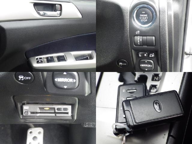 2.5i-S 4WD 12セグHDナビHIDキーフリETCク(6枚目)