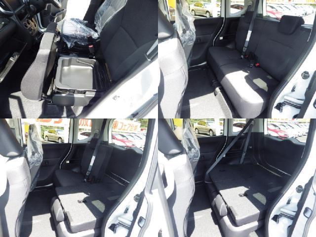 G 登録済未使用車 キーフリー左Aドア シートヒーター(6枚目)