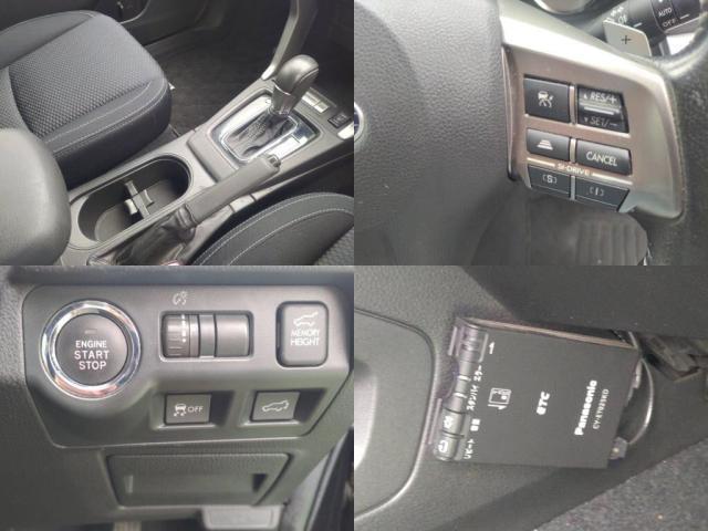 2.0i-S アイサイト 12セグHDDナビBカメラHIDキーフリETCクルコン4WD(6枚目)