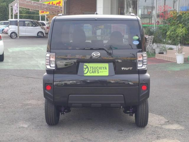 Gターボ 届出済未使用車 UPグレードパック LEDライト衝突軽減B(11枚目)
