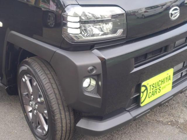 Gターボ 届出済未使用車 UPグレードパック LEDライト衝突軽減B(29枚目)