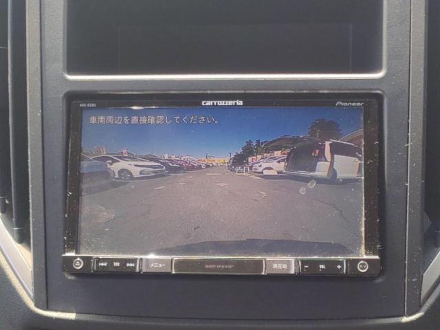 1.6i-Lアイサイト Sスタイル 禁煙車12セグMナビ横後カメラLEDライトETCキーフリー(14枚目)