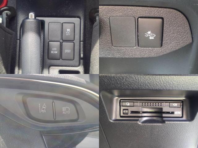 RS G's スマートパッケージ 禁煙車12セグMナビBカメラHIDキーフリETC衝突軽減B(6枚目)
