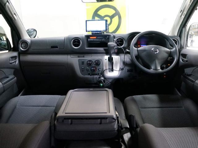 日産 NV350キャラバンバン ロングDXエマージェンシーブレーキパッケージHID