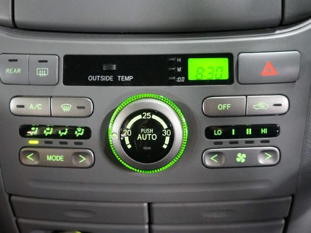 エアコンはオート式!作動確認もバッチリです♪(*^。^*)