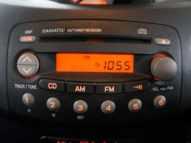 ラジオも感度良好!楽しく運転して頂けます!