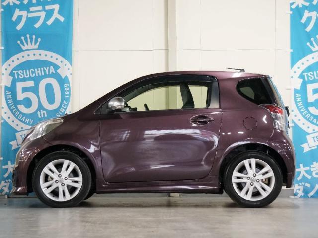「トヨタ」「iQ」「コンパクトカー」「東京都」の中古車18