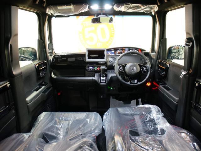 EX・ターボ 届出済未使用車 キーフリーLEDライト両Aドア衝突軽減B(3枚目)