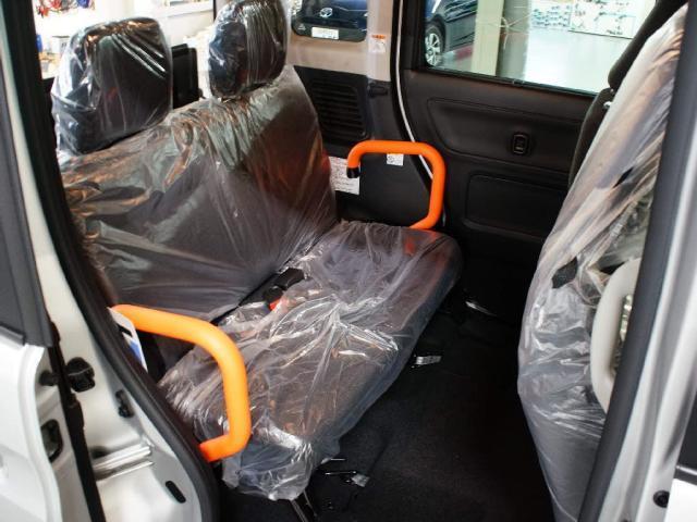 ハイブリッドX 車イス移動車 届出済未使用車 キーフリー左Aドア衝突軽減B(21枚目)