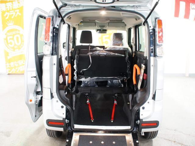 ハイブリッドX 車イス移動車 届出済未使用車 キーフリー左Aドア衝突軽減B(23枚目)