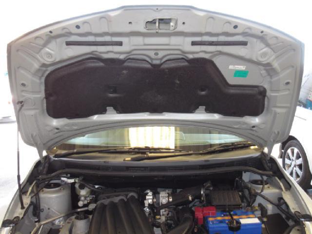 日産 ティーダラティオ 15M プッシュ式エンジンスタート