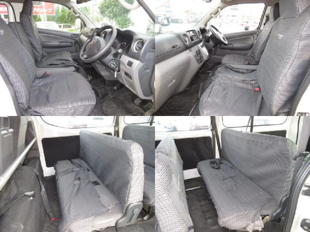 日産 NV350キャラバンバン DXロング 4ドア 左スライドドア