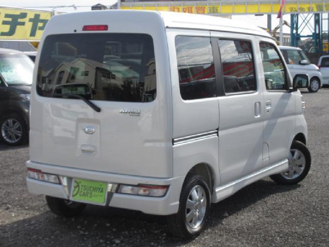 カスタムターボRS SA3 届出済未使用車キーレス(2枚目)