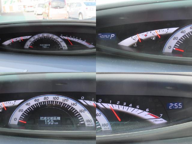 トヨタ エスティマ アエラス 12セグHDDナビBカメラ両AドアHIDキーフリー