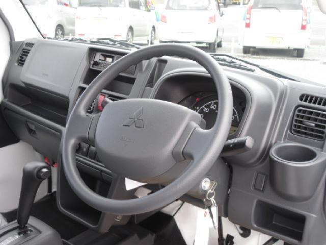 4WD M 届出済未使用車 エアコン パワステ 4WD(3枚目)