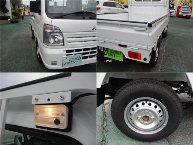 4WDミノリ 届出済未使用車 パワステ エアコン(10枚目)