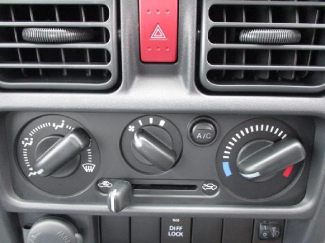 4WDミノリ 届出済未使用車 パワステ エアコン(15枚目)