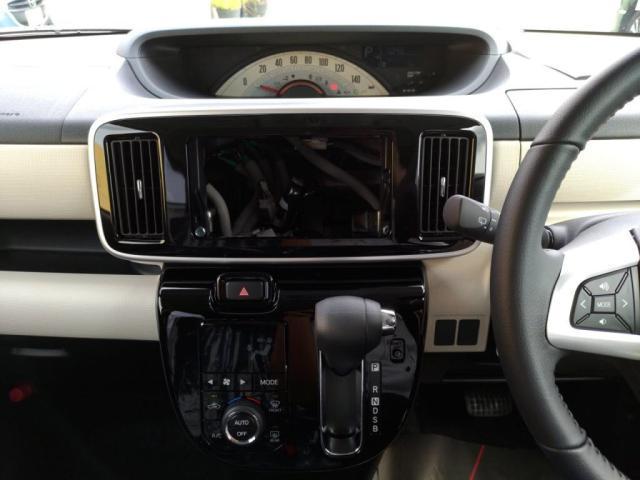 Xブラックアクセントリミテッド SAIII 届出済未使用車 両AドアLEDライト衝突軽減Bキーフリー(13枚目)