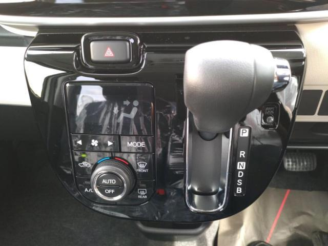 Xブラックアクセントリミテッド SAIII 届出済未使用車 両AドアLEDライト衝突軽減Bキーフリー(14枚目)