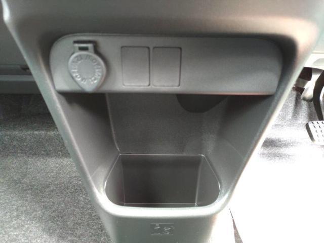 Xブラックアクセントリミテッド SAIII 届出済未使用車 両AドアLEDライト衝突軽減Bキーフリー(20枚目)