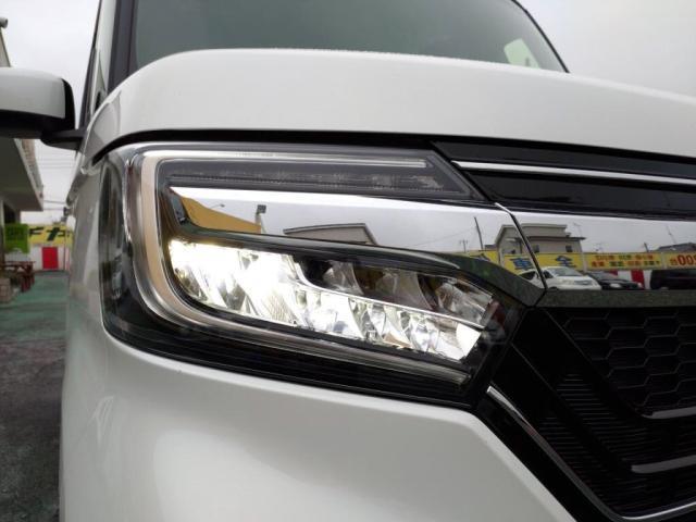 G・Lホンダセンシング 届出済未使用車 LEDライト左Aドア衝突軽減BキーフリETC(28枚目)