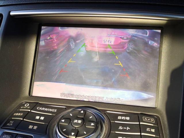 370GT タイプSP HDDナビ 1セグTV 後横カメラ ETC HID(15枚目)