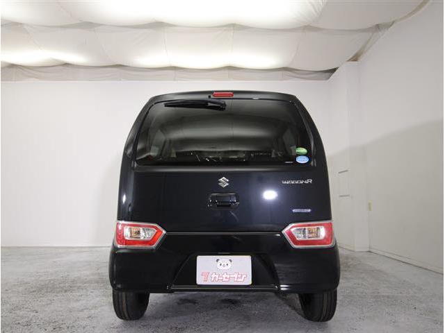スズキ ワゴンR HV FX セーフティパッケージ デュアルセンサー