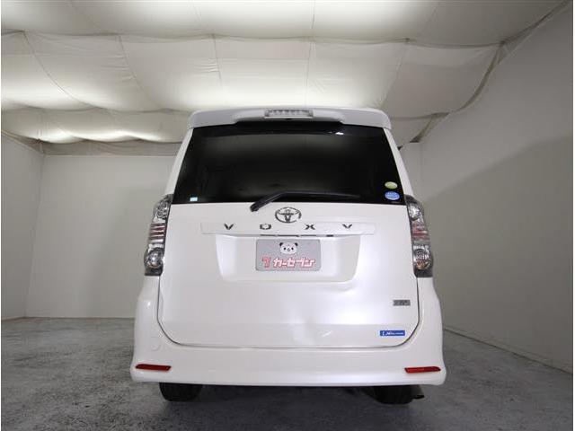 トヨタ ヴォクシー ZS 純正HDDナビ 片側自動ドア スマートキー 保証書