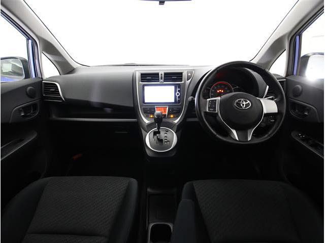 トヨタ ラクティス G メモリーナビ フルセグ スマートキー バックカメラ