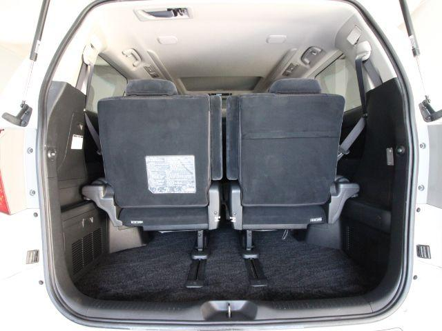 トヨタ アルファード 350S HDDナビフルセグ1オナ両側電動SR後席モニター