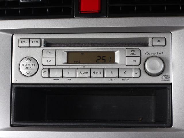 ホンダ ゼストスパーク Wターボ スマートキー HIDライト 純正CD 記録簿