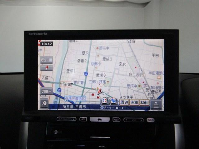 WRX STI Aライン 社外HDDナビフルセグ Sキー(17枚目)