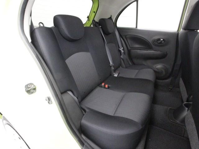 日産 マーチ 12S Vパッケージ1オーナーSDナビワンセグキーレス