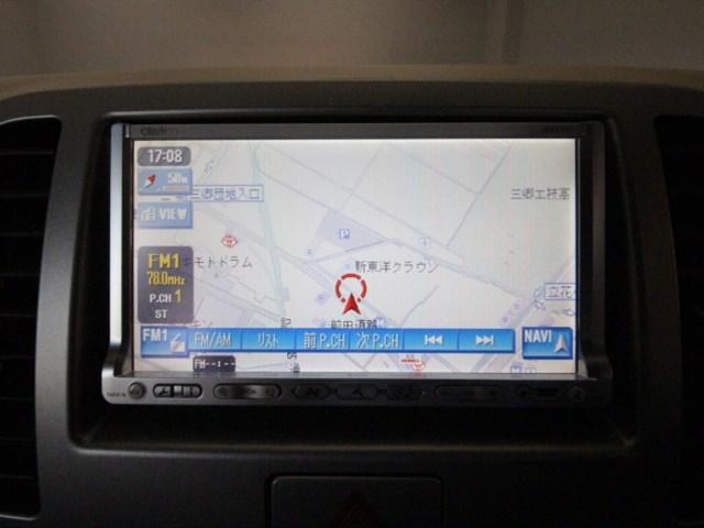 日産 モコ S ワンセグ付HDDナビ キーレスエントリー アルミホイール