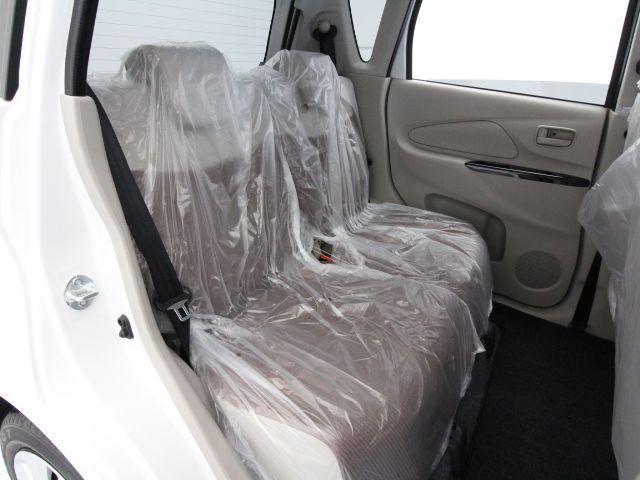 三菱 eKワゴン E 登録済未使用車 キーレスエントリー シートヒーター